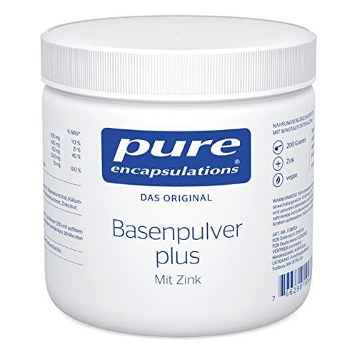 Pure Encapsulations -   - Basenpulver plus