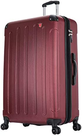 DUKAP Intely 32 Inch Extra Large Suitcase with Ergonomic GEL Handle Hardside Travel Luggage product image