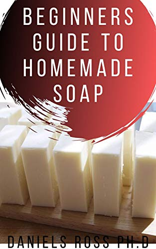 BEGINNERS GUIDE TO HOMEMADE SOAP: Step-by-Step Guide to Creating Soap at Home, Using Natural Ingredients.Discovery All the Secrets About Soap Making(Techniques & Recipes) (English Edition)