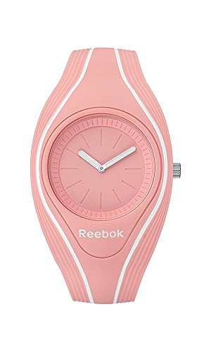 Reebok Reloj Analógico para Mujer de Cuarzo con Correa en Silicona RF-RSE-L2-PQIQ-QW
