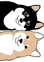 igsticker ポスター ウォールステッカー シール式ステッカー 飾り 594×841㎜ A1 写真 フォト 壁 インテリア おしゃれ 剥がせる wall sticker poster 016088 犬 dog かわいい
