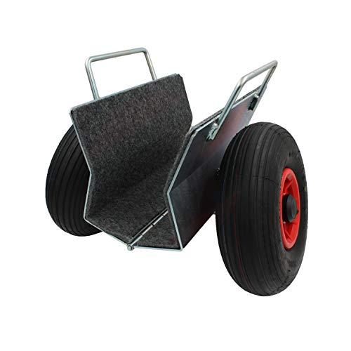 Plattenklemmwagen Plattenroller Klemmbacken bis 160 mm Plattenwagen 250kg Klemmwagen