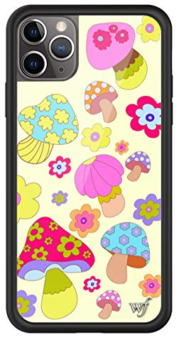 Wildflower Limited Edition Cases Compatible with iPhone 11 Pro Max (Groovy Shroom)