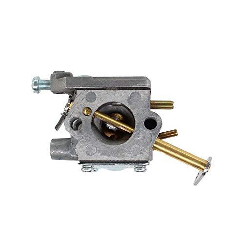 BAODI Juego de Ajuste de carburador de jardín Reemplazo Highschool Calibre Carburetor Carb Compatible para Homelite 33CC UT-10532 UT-10926 & AMPRYOBI RY74003D Motosierra Reemplazar 300981002