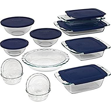 Pyrex Easy Grab Bakeware Set, Blue