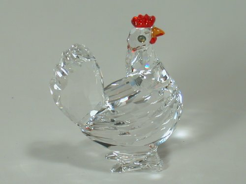Swarovski Crystal Cockerel #0247759