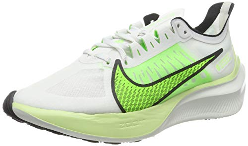 Nike Zoom Gravity, Zapatillas de Entrenamiento para Mujer, Blanco (Summit White/Electric Green/Black...