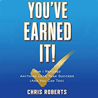 You've Earned It! audiobook cover art