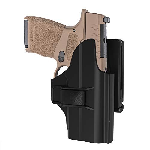 OWB Holster for Springfield Hellcat, Right-Handed Pistol...
