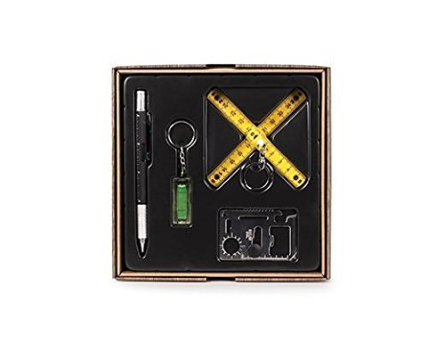 Kikkerland kit002 Outils Coffret cadeau pour les hommes Petit