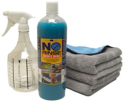 Optimum No Rinse Wash Kit