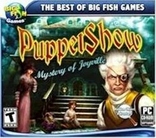 Puppetshow 1 Mystery of Joyville by Big Fish
