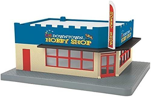O Downtown Hobby Opposite Corner Store by MTH RAILKING