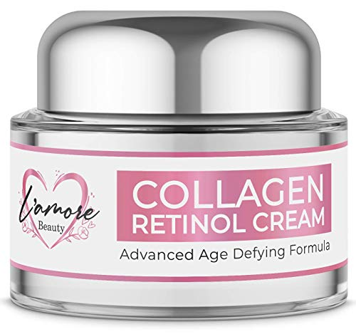 L'amore Beauty Collagen Retinol Cream (30mL) Review