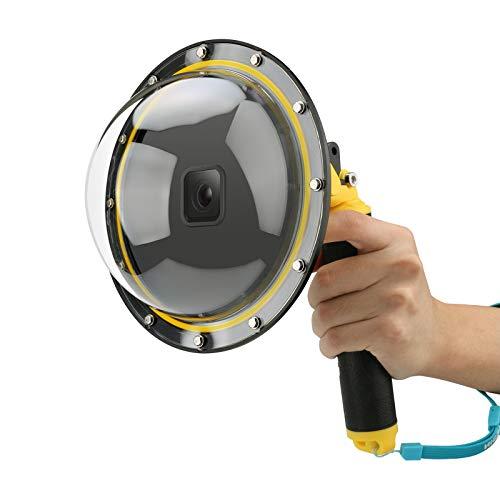 AFAITH Dome Port Kamera Zubehör für GoPro Hero 9, Unterwasser 6