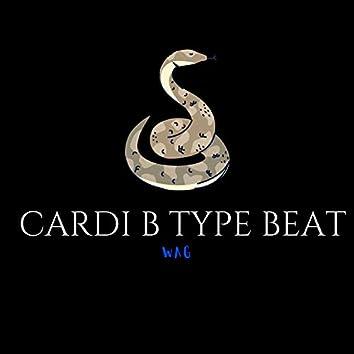 Type Beat Cardi B Wag