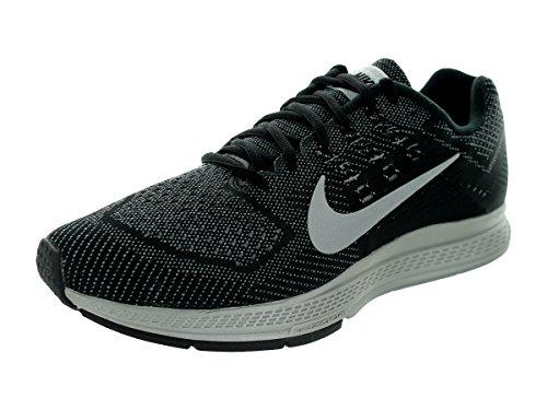 Nike Men's Zoom Structure 18 Flash Cool Grey/Reflect Silver/Black Running Shoe 7 Men US