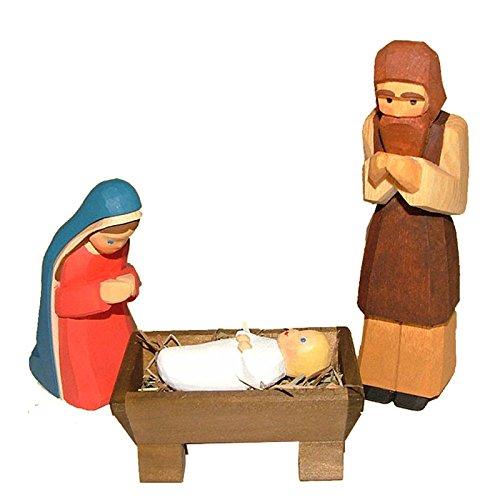 Lotte Sievers Hahn Maria Josef und Krippe mit Kind 1015 1020 1030