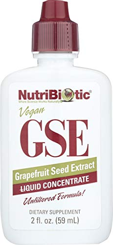 GRAPEFRUIT SEED EXTRACT LIQUID CONCENTRATE (2oz) 60ml