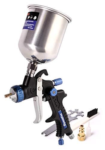 Dynastus 20 oz. Professional Composite HVLP Air Spray Gun Detail Paint Sprayer Kits