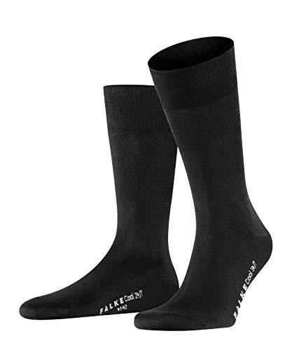 Falke Herren Socken Cool 24/7 M SO- 13230, 1er Pack, Schwarz (Black 3000), 41-42