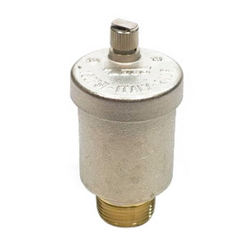 automatic air bleed valve - 9