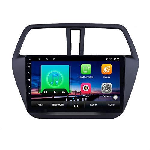 Lettore multimediale DVD per auto Android 10.0 GPS per Suzuki SX4 2 S-Cross 2012-2016 navigazione stereo per autoradio