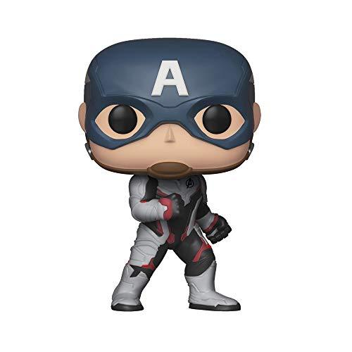 POP Marvel. Avengers Endgame - Captain America (TS), Funko, 36661