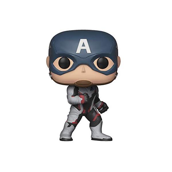 Funko Pop Capitán América (Los Vengadores: Endgame 450) Funko Pop Los Vengadores