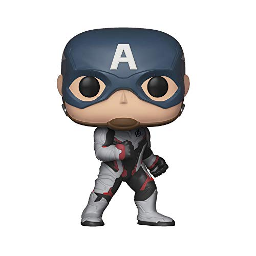 Pop! Bobble: Avengers Endgame: Captain America