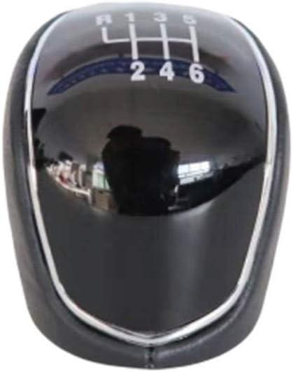 Dandelg 5 6 Gang Schaltknauf Manuell Passend Für Ford Mondeo Mk3 Mk4 Iv 4 Fokus Mk2 Mk3 Iii S Max C Max Kuga Galaxy Mk2 Mk3 Sport Freizeit