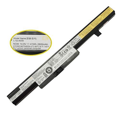 PowerZJS L13L4A01 L13M4A01 L13S4A01 - Batería para portátil Lenovo B40-30 B40-50 B40-45A B40-70 B50-30 B50-45A B50-70 B50-80 E40-30 E40-70 [14.8V 2800 mAh]