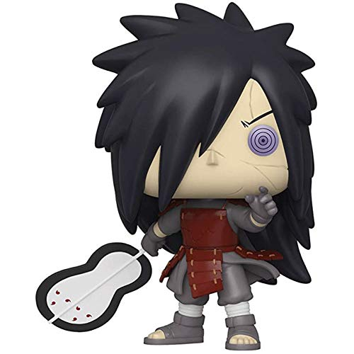 Naruto Uchiha Madara Animation Comics Figur Ornamente Modell Puppe Sammlung Spielzeug