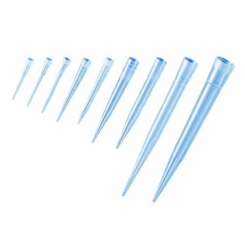 Eppendorf 022491261 PCR Clean and Sterile epTIPS Dualfilter Pipette Tip, 100-5000 microliter Volume (Pack of 120)