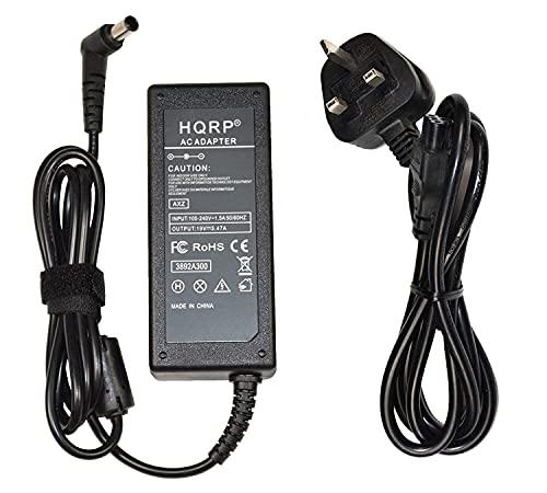 HQRP 19V AC Adapter für Samsung BN44-00838A A5919_FSM UN32J5003 UE32J5200A UE55J6150 UE32J4000 UE32J5000 UE32J5005 UE32J4500A UE55J6175 UE50J6175 LED HDTV TV Netzteil
