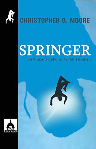 Springer (Vincent Calvino 16)