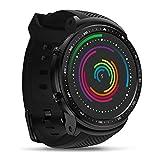 Zwbfu Zeblaze Thor Pro 3G WCDMA GPS Smart Watch Phone1.53inch IPS Display 1GB + 16GB Android 5.1 WiFi BT Podómetro SmartWatch Nano SIM