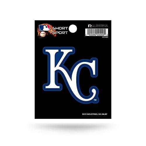 MLB Kansas City Royals Short Sport Decal
