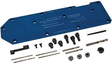 Manifold Drill Template for Ford 4.6L, 5.4L & 6.8L