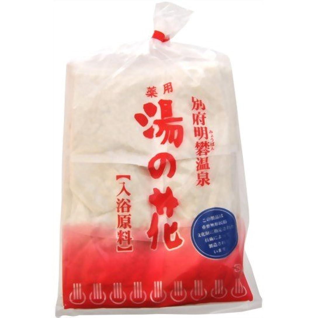 第二に模索溝別府明礬温泉 薬用湯の花 10g×25個入(入浴剤)