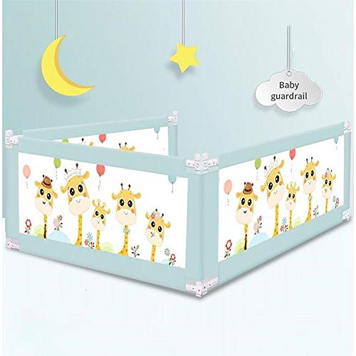 Purchase Wagsuyun Bed Bolster Crib Fence Crib Guardrail Anti-Lifting Fence Crib Off Universal Bed Fa...