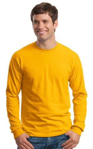 Gildan Adulto L/S camiseta