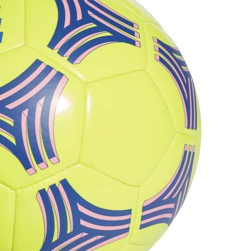 adidas Tango Glider balón de fútbol Solar Amarillo/Azul Atrevido ...