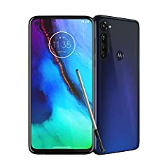 Unlocked for the freedom to choose your carrier. Compatible with AT&T, Sprint, T-Mobile, and Verizon networks. Sim card not included. Customers may need to contact Sprint for activation on Sprint's network. 48 MP1 triple camera system. Capture outsta...