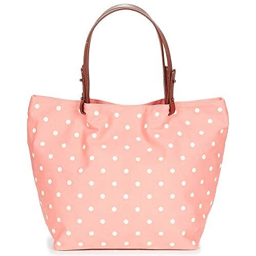 Petite Mendigote CLEA Shopper Femmes Rose - Einheitsgrösse - Shopper/Einkaufstasche