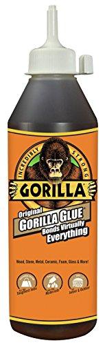 Gorilla 5021801 Glue, 1-Pack, Light Tan
