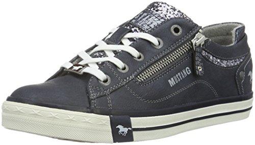 Mustang Damen 1146-301 Sneakers, Blau (820 Navy), 38 EU