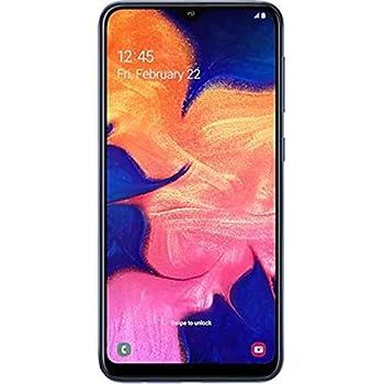 SAMSUNG A105 Galaxy A10 4G 32GB Dual-SIM Blue EU: Samsung: Amazon ...