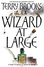 Wizard at Large (Magic Kingdom of Landover) (Paperback) - Common
