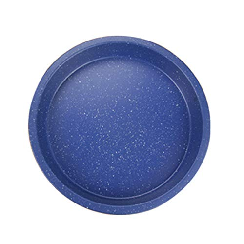 Yosemite Brotform mit Antihaftbeschichtung, Sternenhimmel, aus Karbonstahl, für Toast, Brot, Backform, Backform, Küchenwerkzeug, Blau